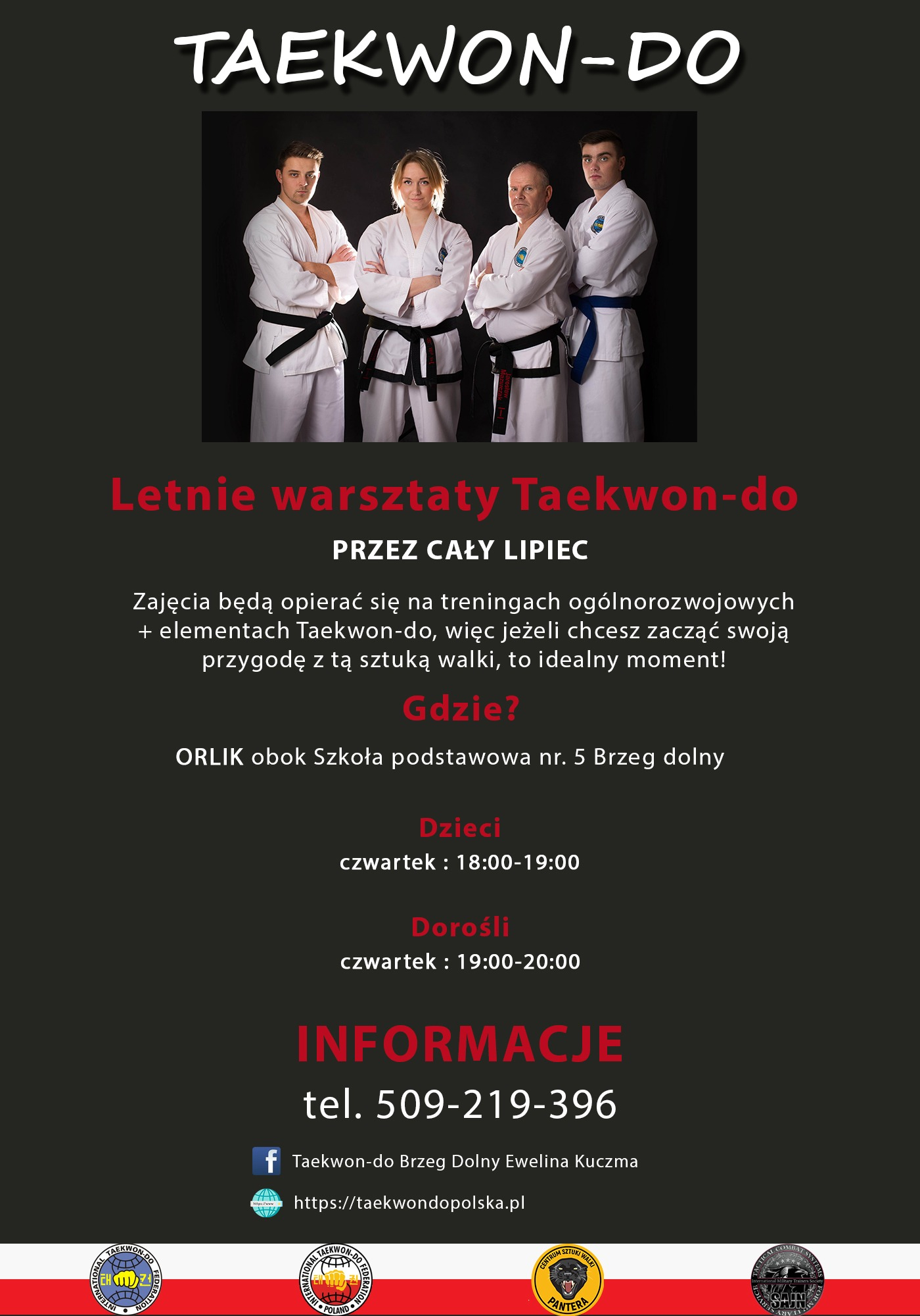 Taekwondo Lato